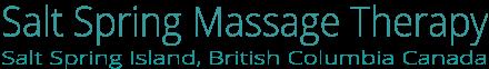 Salt Spring Massage Therapy Logo