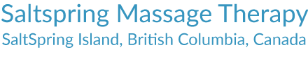 Salt Spring Massage Therapy Logo
